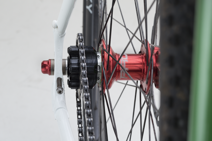 Fresh Solution: Zinger XD Singlespeed Adapter Kit