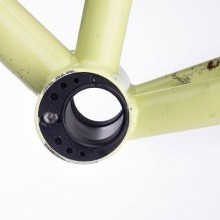 Bushnell Eccentric Bottom Bracket: The Time-Tested Tensioner