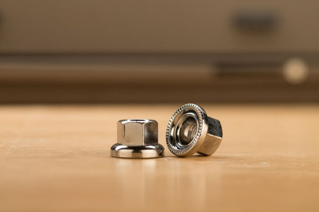 Axle Nuts - 25017