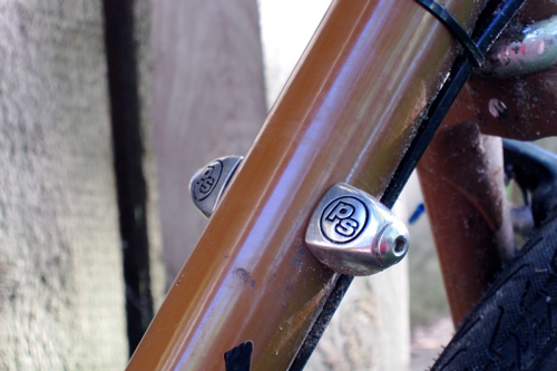 Downtube Shifter Boss Cover - 24766